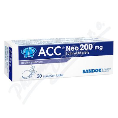Acc 200 NEO por.tbl.eff.20x200mg