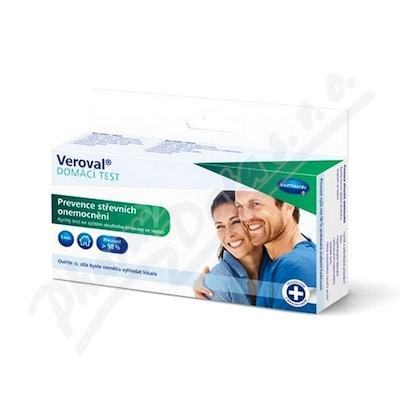 Veroval Prevence střevních onemocnění domácí test