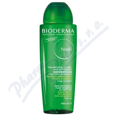 BIODERMA Nodé Fluid Šampon 400 ml