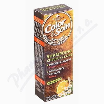 Barva Color&Soin Šampón - světlé vlasy 250ml