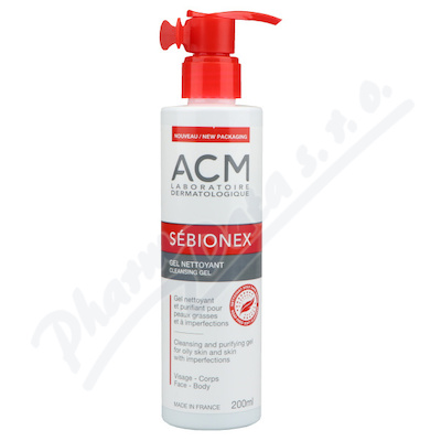 ACM Sébionex čisticí gel 200ml