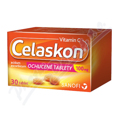 Celaskon 100mg ochucené tablety 100mg tbl.nob.30