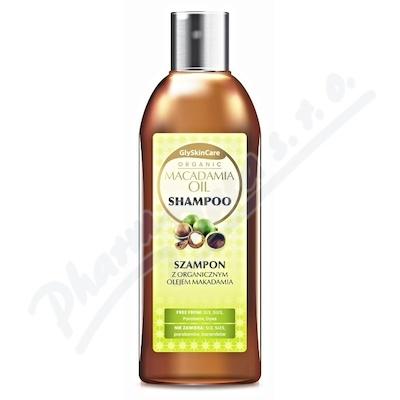 Biotter šampon s organic.makadamovým olejem 250ml