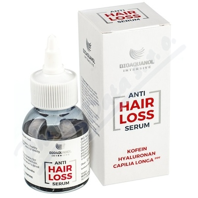 BIOAQUANOL INTENSIVE Anti HAIR LOSS Serum 50 ml