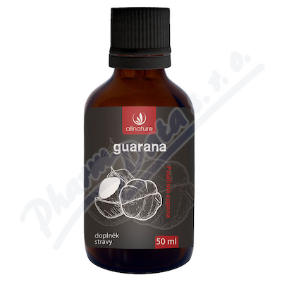Allnature Guarana kapky 50 ml